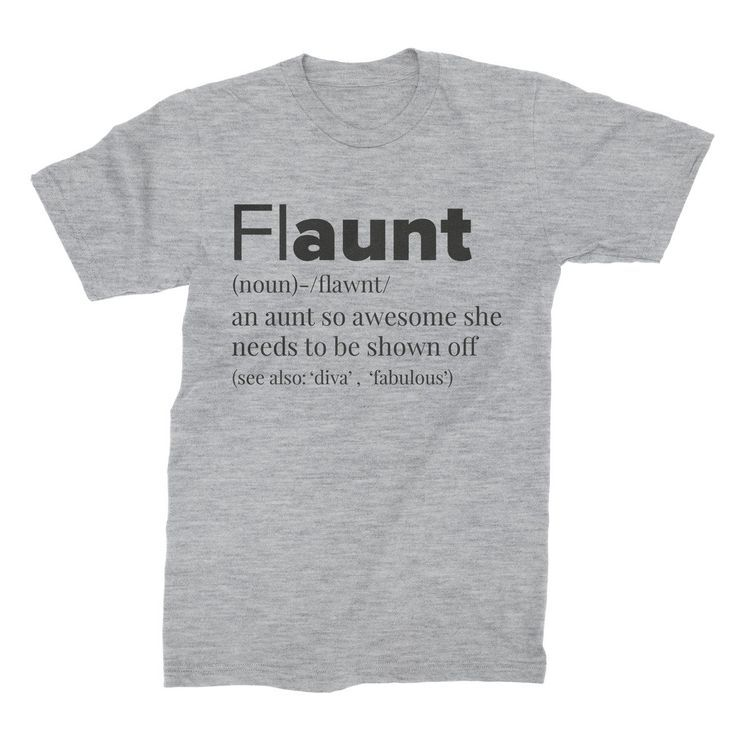 Details about Awesome AUNT Funny Auntie Mothers Day Birthday Christmas Shower Gift Tee T Shirt - Funny Sibling Shirts - Ideas of Funny Sibling Shirts #funnyshirts #siblingshirts - FLAUNT-Fun-Aunt-T-Shirt-Funny-Aunt-Shirt-Awesome-Aunt-Tee-Flaunt-Auntie-Clothing #auntshirts