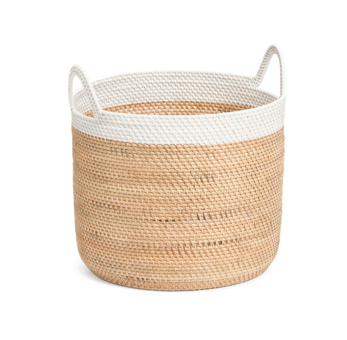 Home Juniper Home Storage Baskets Rattan Decorative