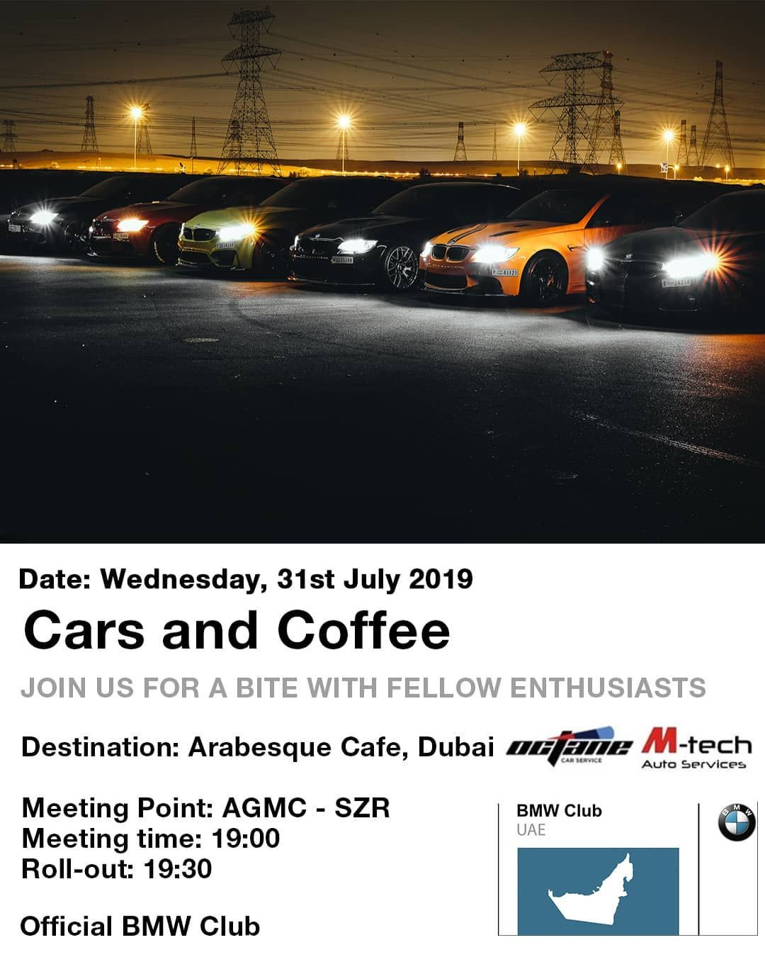 Come Meet Us On The 31st Of July For A Meet With Fellow