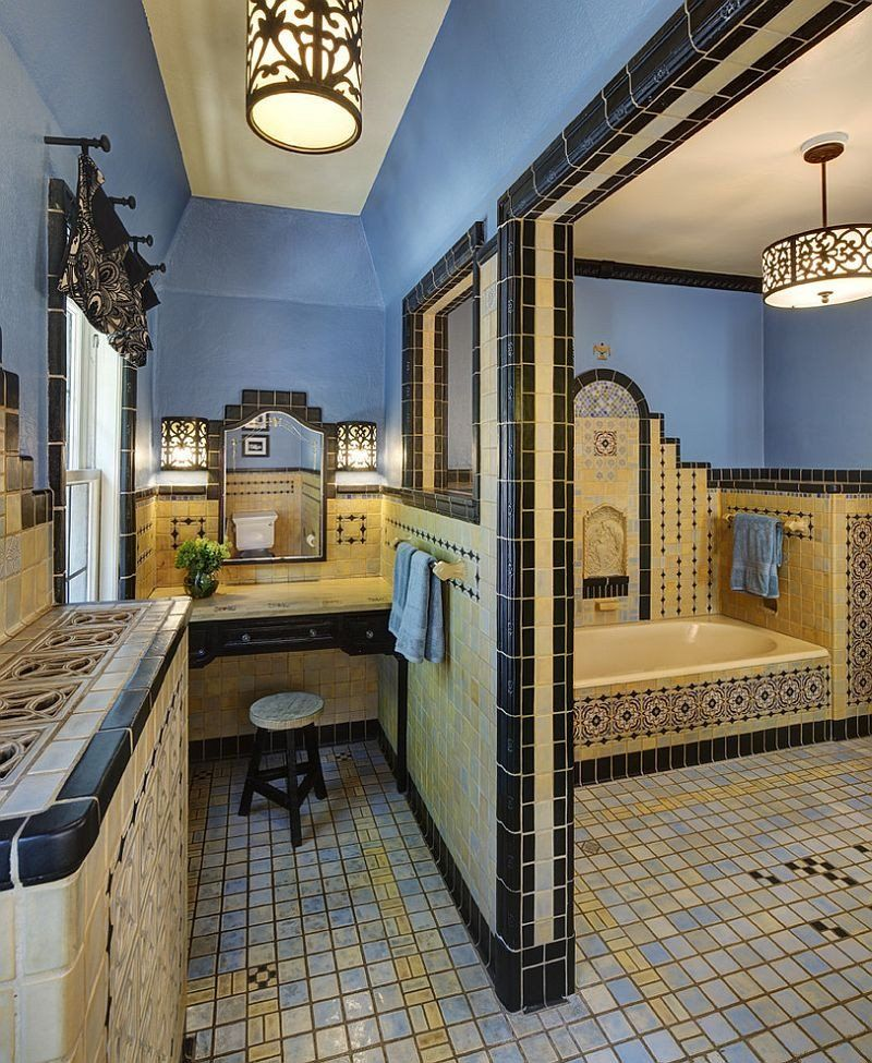 24 New Yellow And Blue Bathroom Decor In 2020 Yellow Bathroom Decor Blue Yellow Bathrooms Yellow Bathrooms