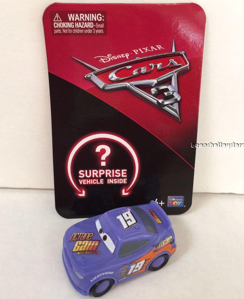 Mattel disney pixar cars 3 piston cup racers cars 1 to cars 3 visual - Cars 3 Blind Surprise Bag Bobby Swift Figure Disney Pixar