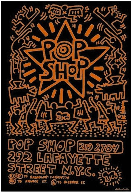 24639f56a Skot Foreman Gallery Keith Haring
