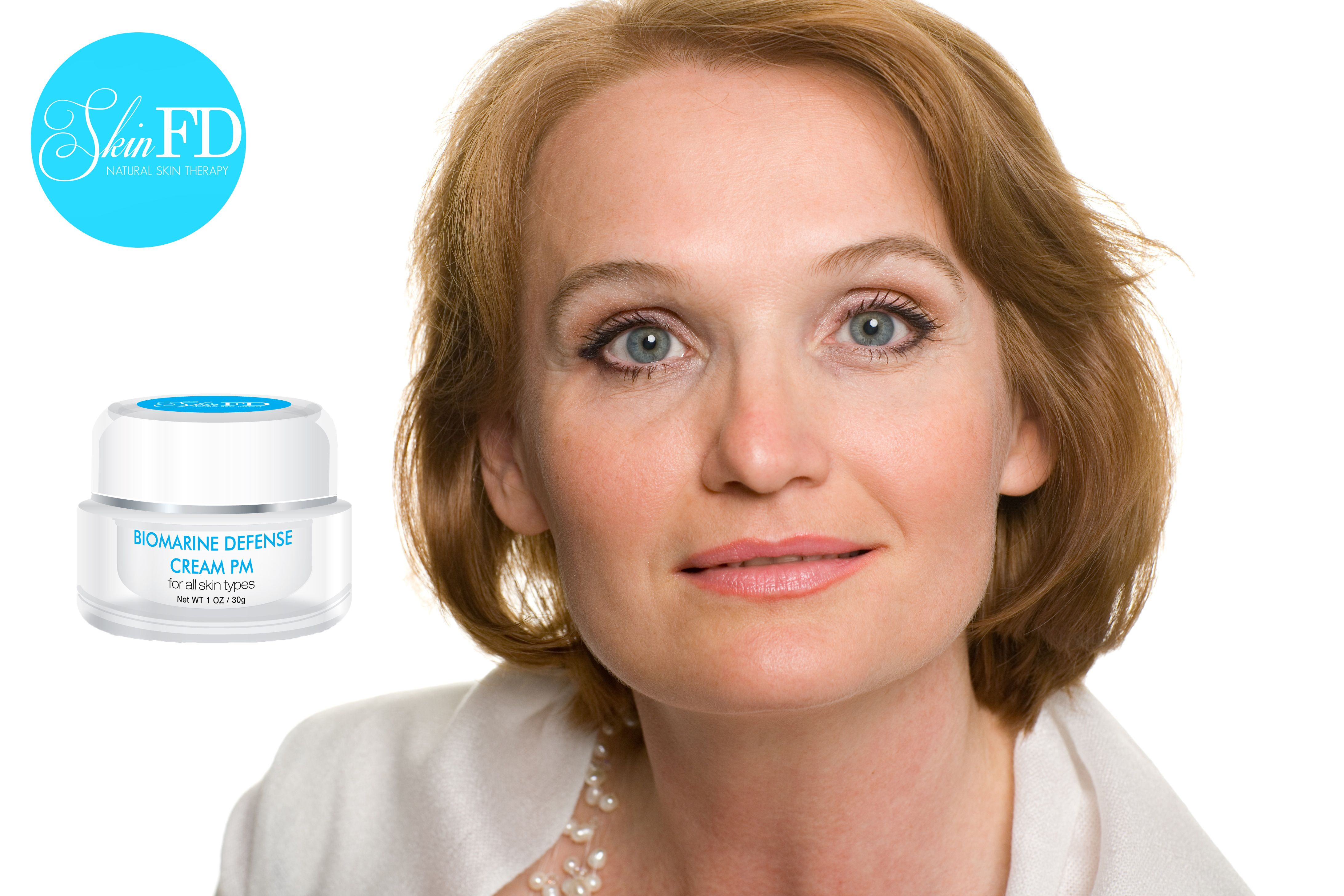 Biomarine Defense Cream PM gives you the best night