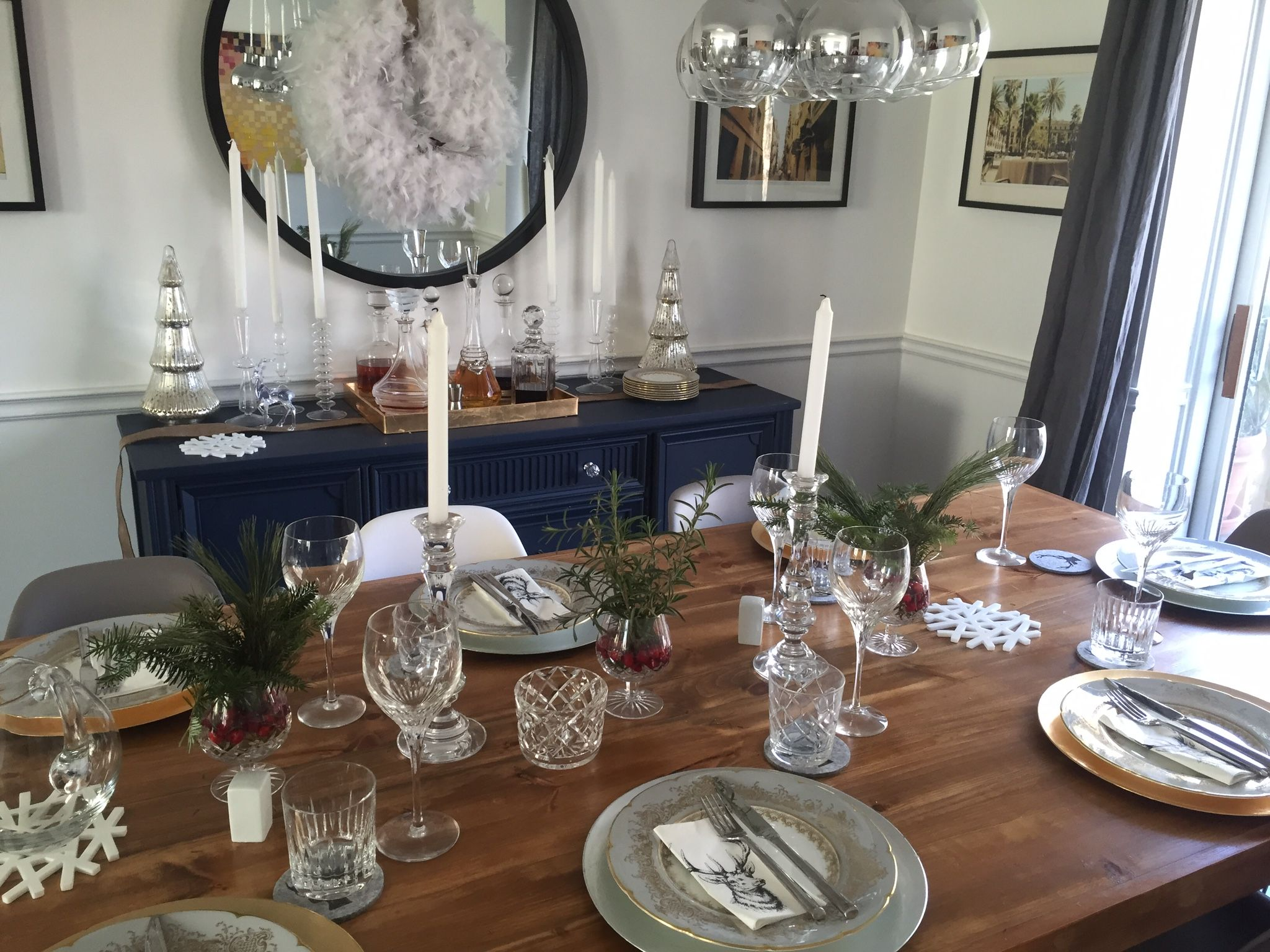 Charming Winter Dinner Party Ideas Part - 11: Hosting A Winter Dinner Party