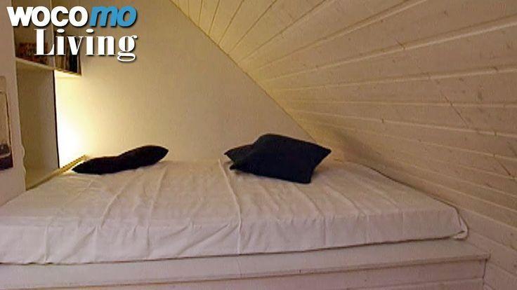 Schlafzimmer Mit Dachschrage Gestalten Tapetenwechsel Br Staffel 3 Folg Schlafzimmer Dachschrge Kleines Schlafzimmer Kleines Schlafzimmer Bett