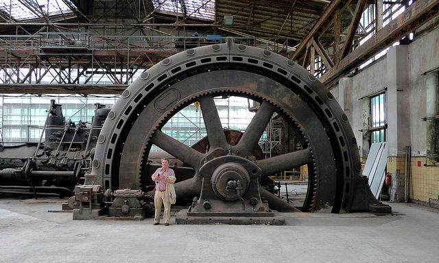 26+ Complex machinery ideas
