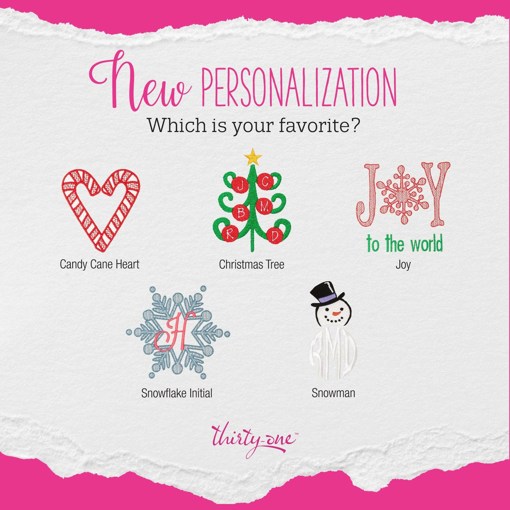 Oh my goodness! Check out these super cute holiday personalization ...