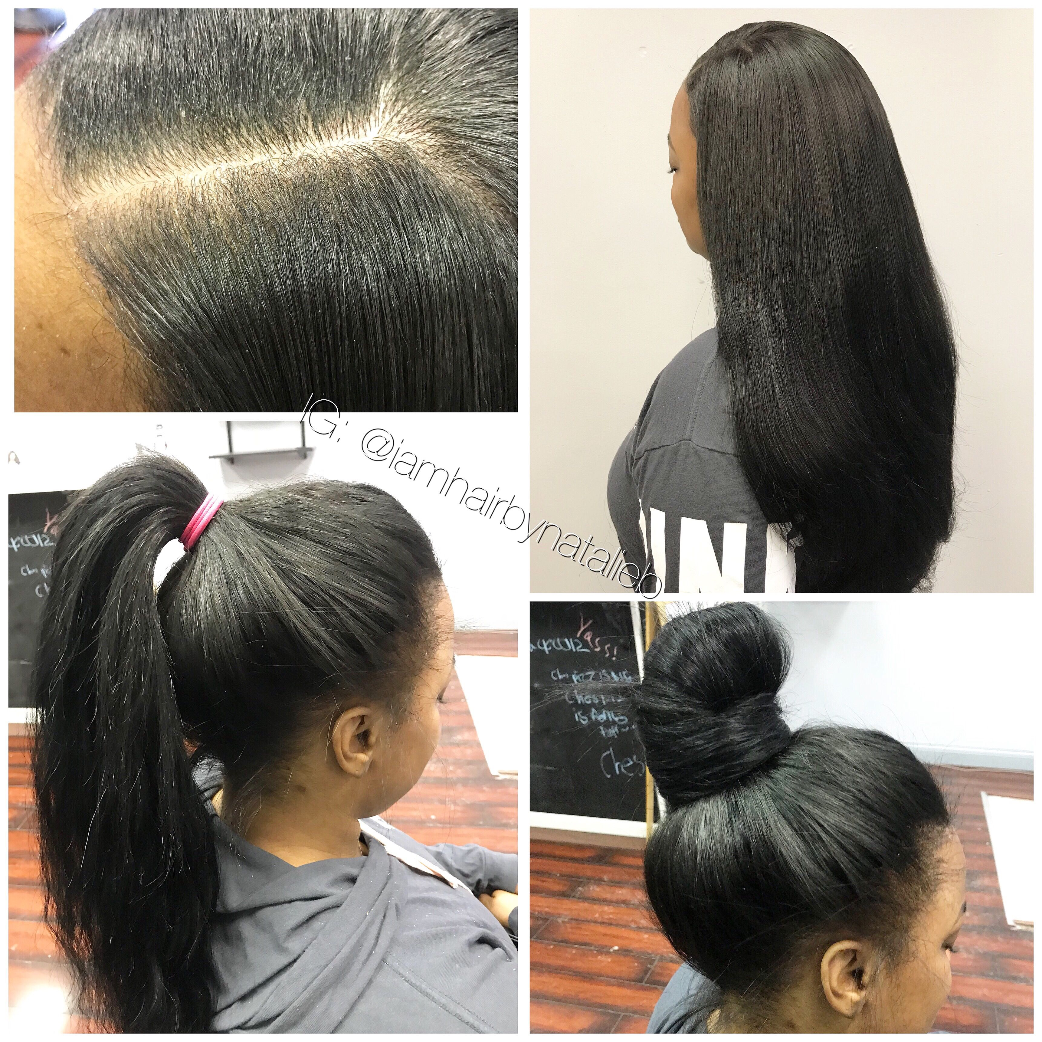 No Humps No Lumps Versatile Sew In Hair Weave By Natalie