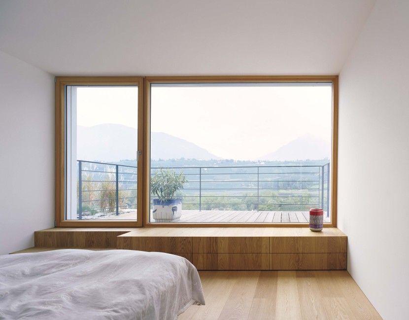ventana grande 830x649 La elegancia de las grandes ventanas ...