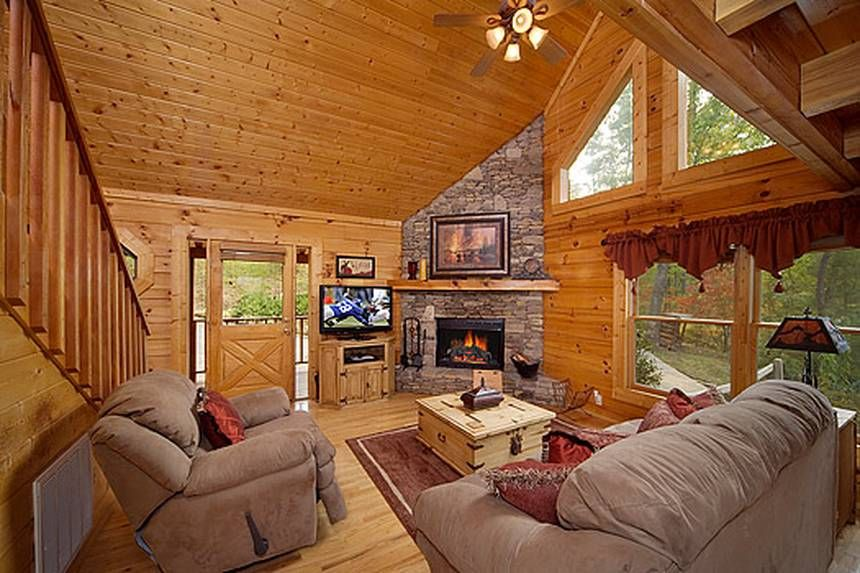 Sunset Mountain Log Homes Tiny House Cabin Log Home Decorating