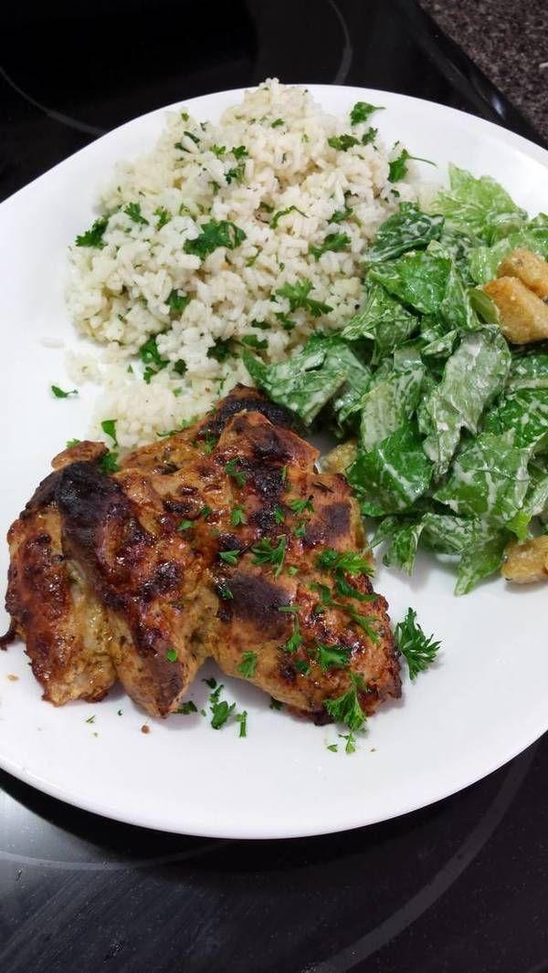 Dijon-Lime Baked Chicken! 5.00 stars, 2 reviews. @allthecooks #recipe #chicken #dinner #easy #lime #dijon