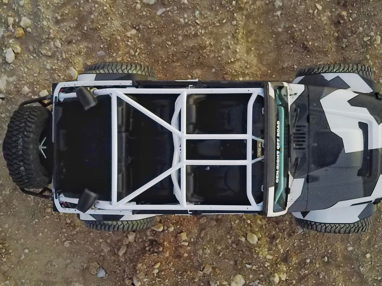 Jeep Jk 4 Door Full Roll Cage Kit Lifted Trucks Jeep Jk Jeep