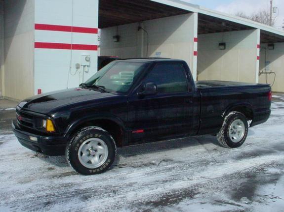 1994 Chevrolet S10 Ss Regular Cab