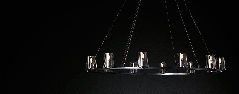 Chandelier collection rh modern