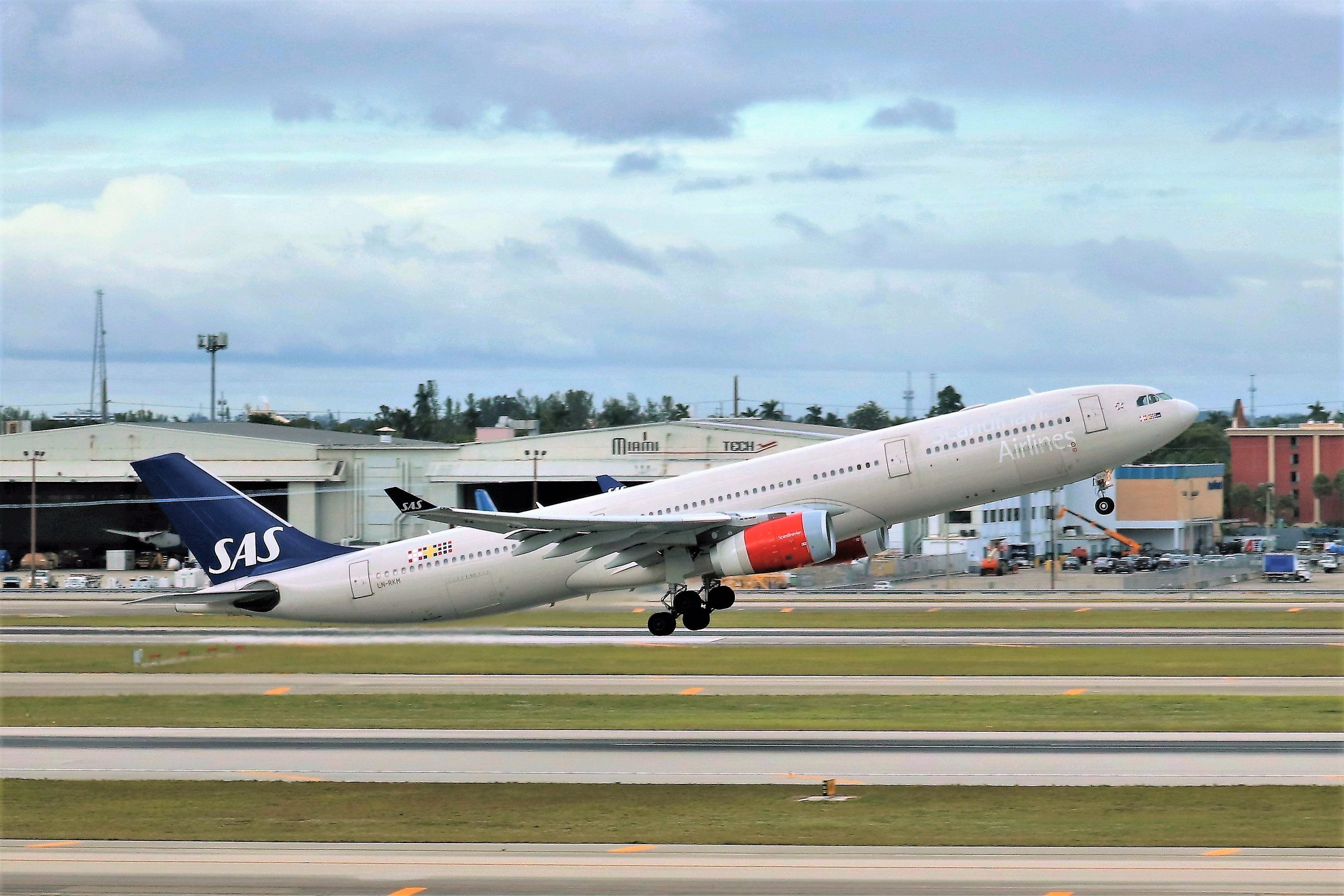 Sas Scandinavian Airlines A330 Scandinavian Sas Airlines