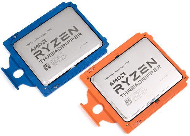 Amd S Ryzen Threadripper 1950x And Ryzen Threadripper 1920x Cpus Cap Off Amd S Return To X86 Cpu Competitiveness Join Us As We Run T Amd Processor Workstation