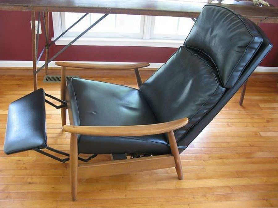 . contemporary leather recliners chairs   Living room   Modern