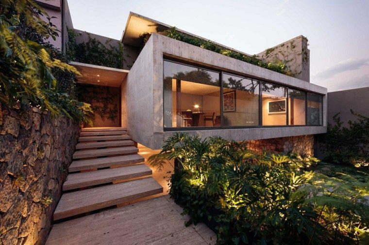 Arquitectura moderna en México – Casa Ramos, por José Juan Rivera Río