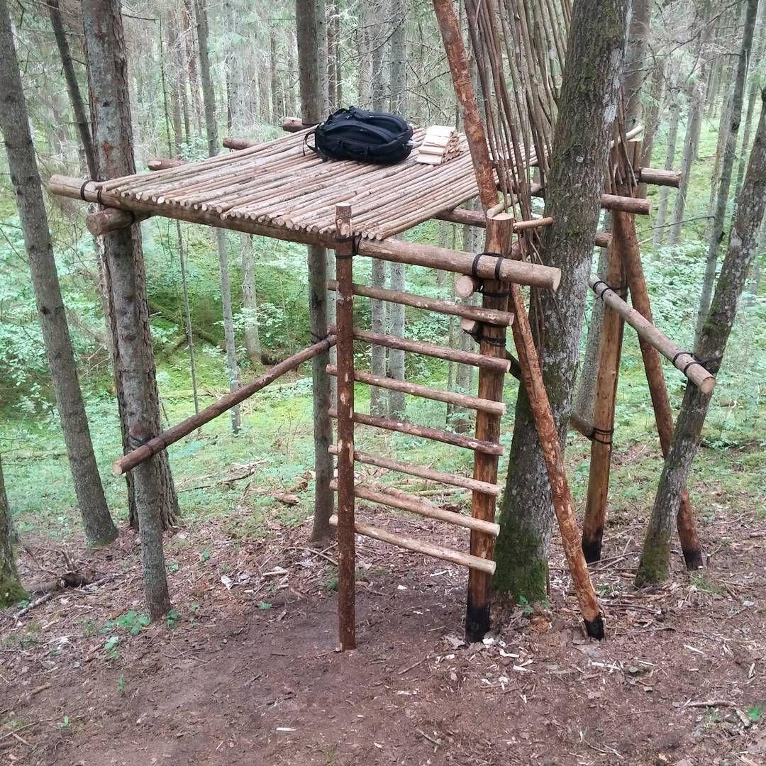 Tree Shelter Wildernesssurvivalshelter Survivaldiyshelter Bushcraft Shelter Outdoor Survival Wilderness Survival Shelter