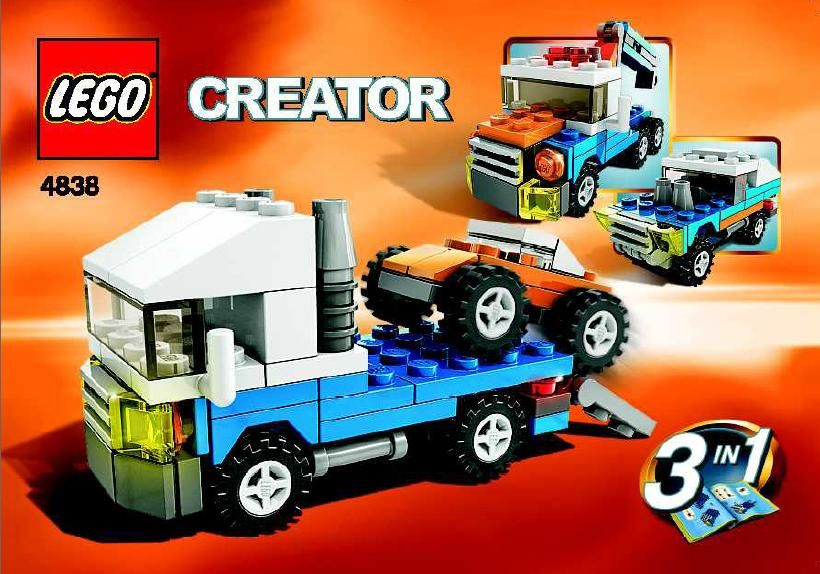 Mini Car And Flatbed Truck Legos Galore Pinterest Lego Lego