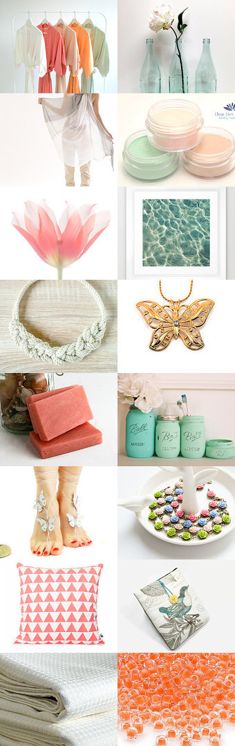 Spa Morning by Seraphina on Etsy--Pinned with TreasuryPin.com