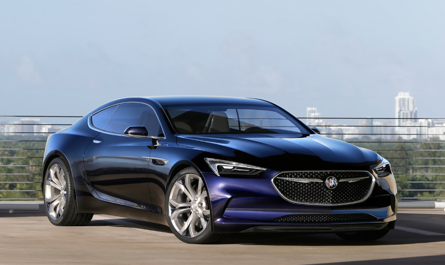 2019 Buick Grand National Price, Concept, Redesign | Buick ...