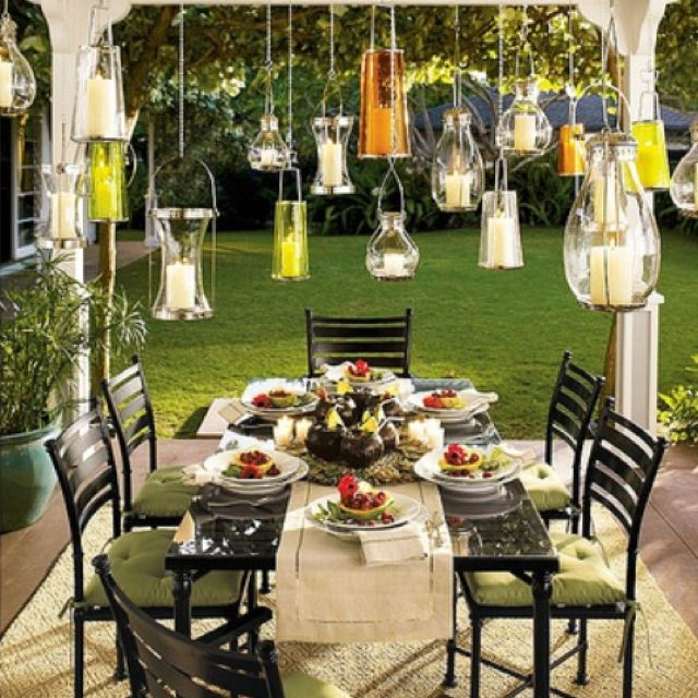 Back Yard Patio, I Can Do Some Thing Like This For My Back