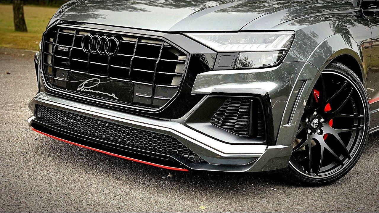 New 2020 Audi Q8 Lumma Design Audi Q8 Body Kit Q8 Tuning Youtube Audi Cars Audi Audi Rs