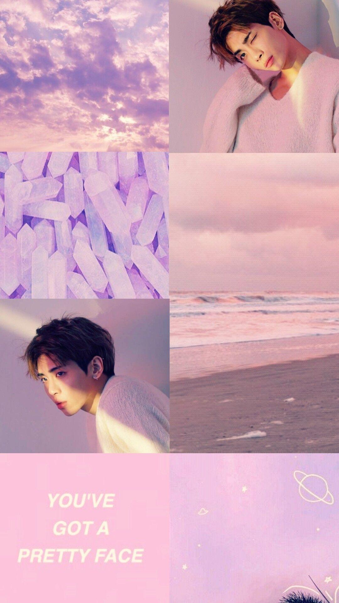 Our Angel Kpop Wallpaper Jonghyun Shinee Kpop Iphone