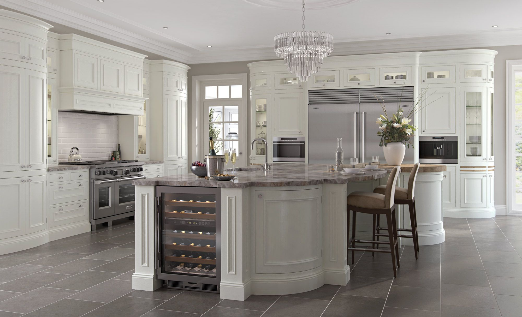 Traditional Kitchens Made to measure kitchens in the