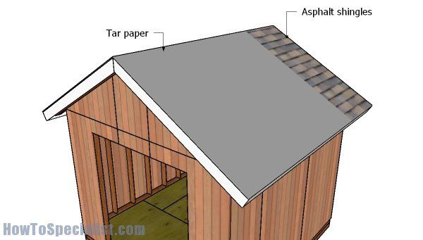 10x10 Gable Shed Roof Plans Howtospecialist How To Build Step By Step Diy Plans Fibreglass Roof Gable Roof Design Shed Roof