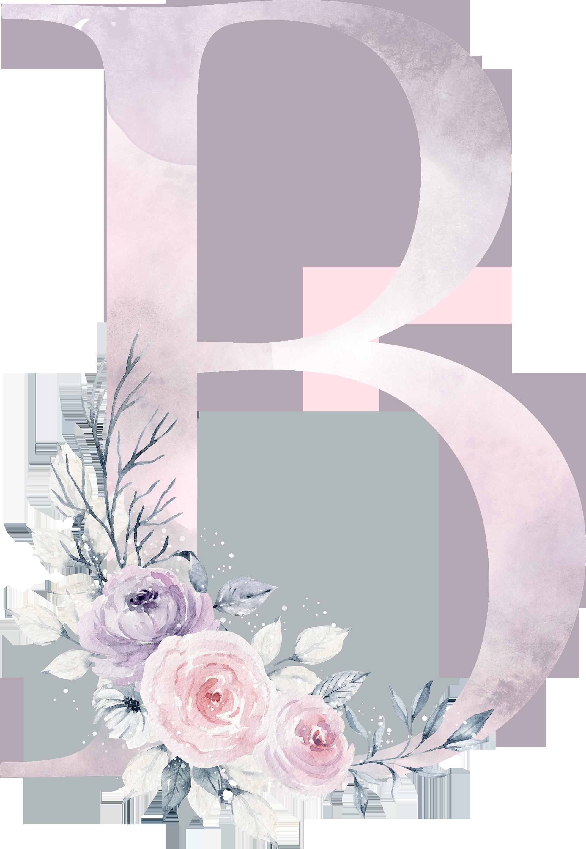 Wallpaper Imagem De Fundo Para Iphone Frame Floral Letras Com Flores