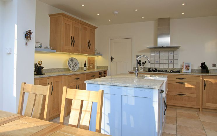 Beauport Kitchens This Contemporary Kitchen Design Is One Of Our Favourites In Farrow Ball