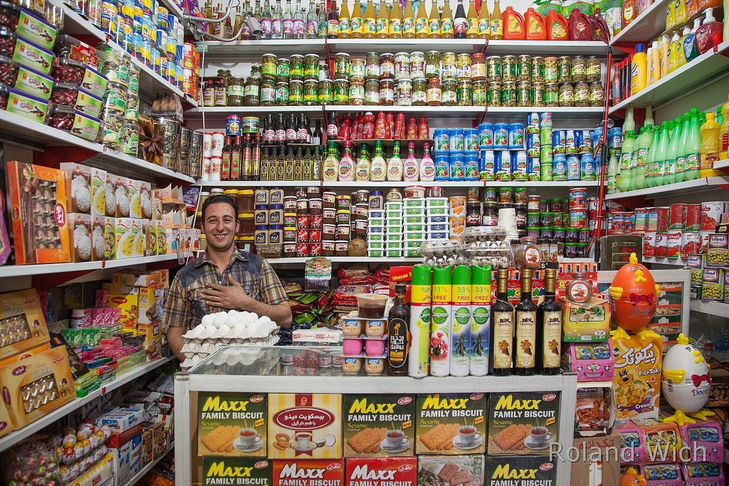 Shop In Takab Grocery Store Design Small Store Design Supermarket Design