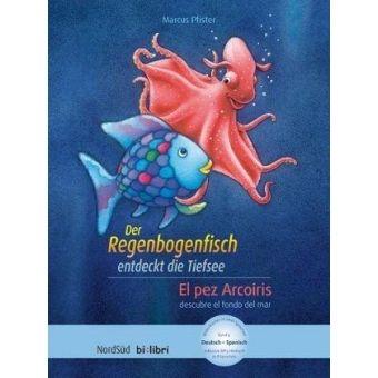 Absysnet Opac Elsn Snbe Rainbow Fish Rainbow Fish Book Deep Sea