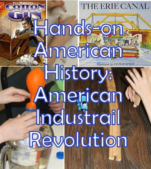 Photo of American Industrial Revolution Lesson for Kids