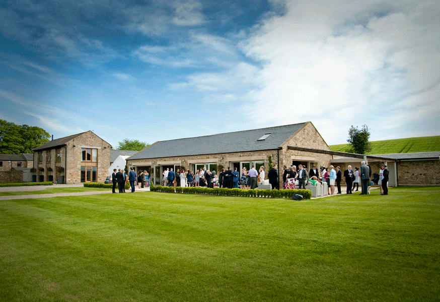 budget wedding venues north yorkshire%0A The Wedding  Corporate Venue Barn  Yorkshire