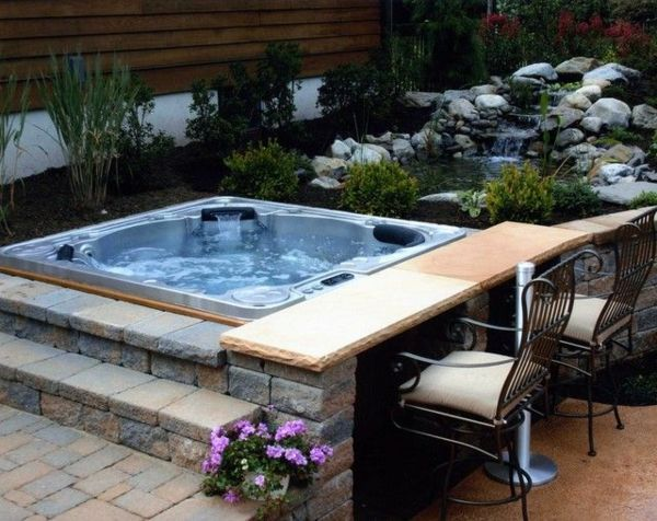 whirlpool im garten 100 fantastische modelle garten pinterest garten. Black Bedroom Furniture Sets. Home Design Ideas
