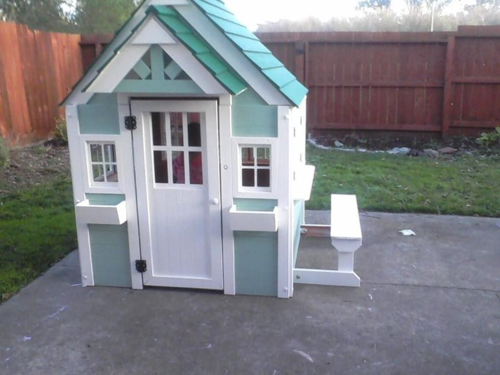 charming playhouse design ideas 16 exterior simple palyhouse