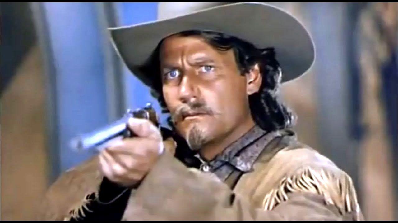 Buffalo bill western movie classic feature film english