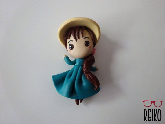 LIMITED EDITION Studio Ghibli Howls Moving Castle by ReikoArt