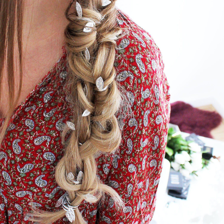 1 LEFT   Poison Ivy Hair Wrap