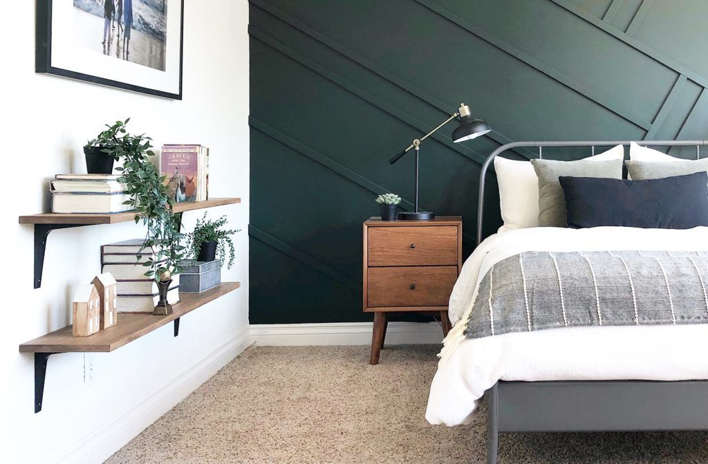 How to Create a Focal Point in a Room and 15 Wood Feature Wall Ideas to Update Any Space - #woodfeaturewalls