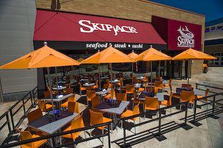 Patriot Place Foxborough Ma Skipjacks Seafood Restaurants
