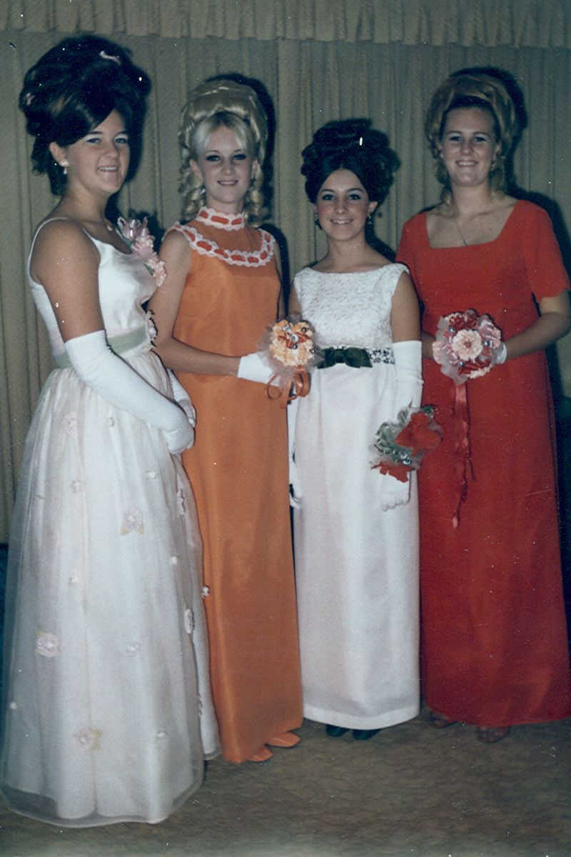 Prom Dresses Through The Years An Evolution Best Night
