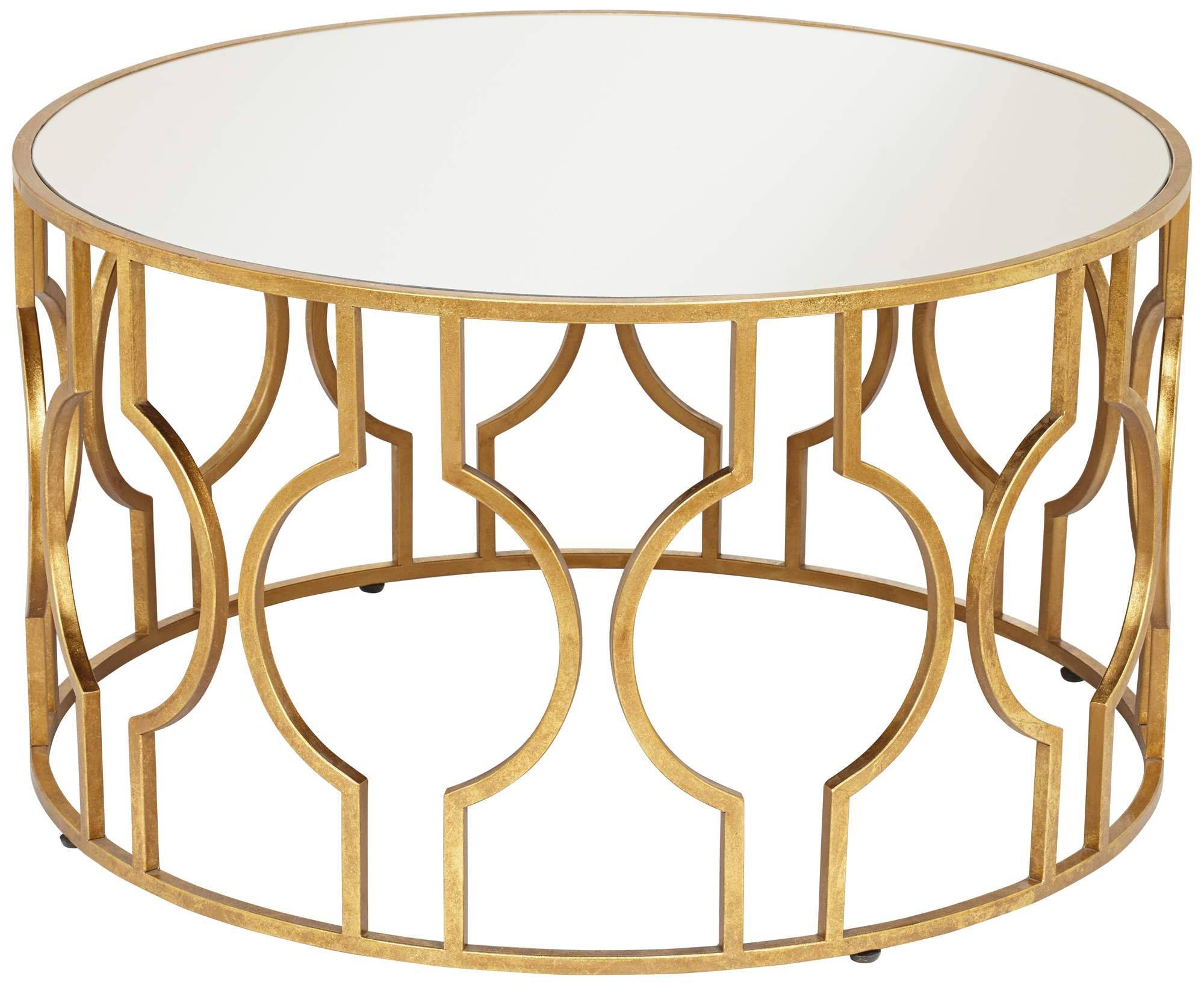 The Fara Collection Offers Beautiful Openwork Table
