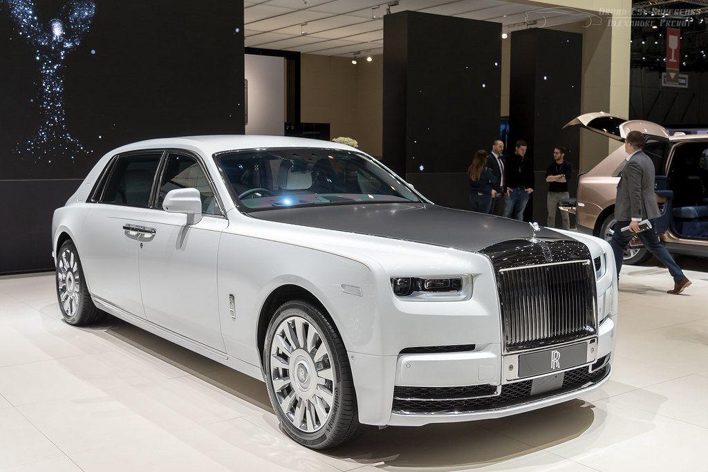 2019 Rolls Royce Phantom Tranquillity Geneva Motor Show Rolls Royce Phantom Rolls Royce Royce