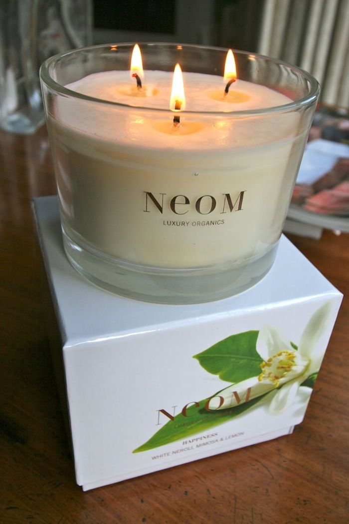 NEOM Happiness best candle ever