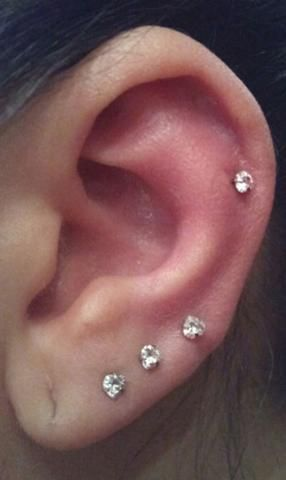 watch designs hqdefault piercing and ear ring youtube stud multiple