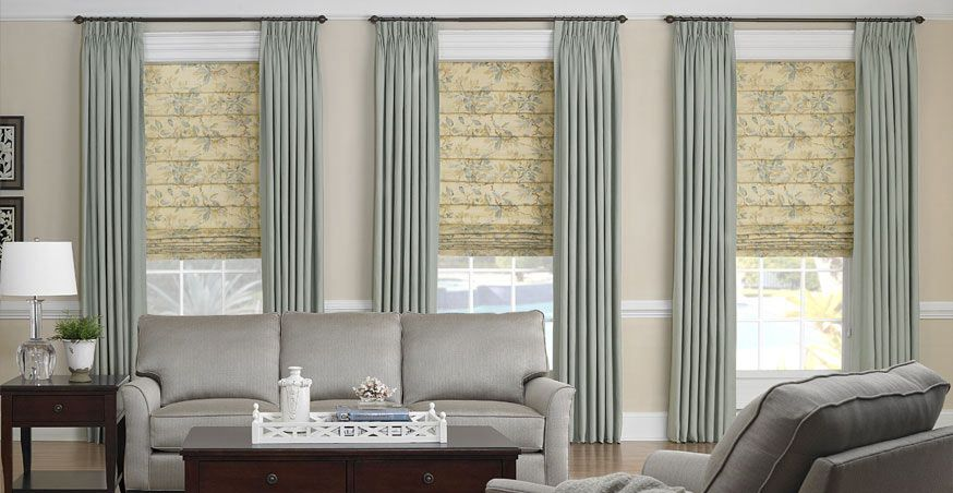 drapes and blinds windows day blinds soft roman shades timeless style and visual warmth from form to function our are desired custom treatment warmth